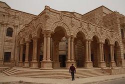 США передали Ираку бывший дворец Хуссейна