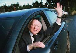 70-летний Майкл Хиггинс – новый президент Ирландии