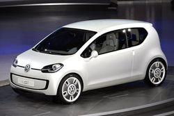 В Женеве покажут четыре новых версии VW up!