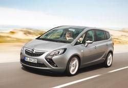 Стартовали российские продажи Opel Zafira Tourer