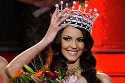 Брюнетка из Харькова завоевала титул «Мисс Украина-2012»