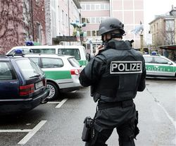 Стрельба во Франкфурте – дело рук террористов?