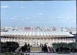 арена в «Лужниках»