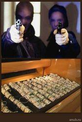 В Дачном орудует банда грабителей?