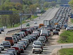 В Петербурге исчезнут пробки?