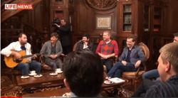 О чем говорили резиденты Comedy Club с Дмитрием Медведевым?