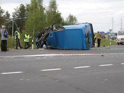 В Барнауле в аварии пострадали 7 человек