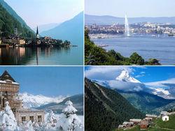 Швейцария возглавила туристический рейтинг