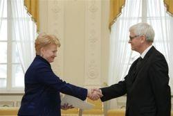 Литва надеется на продолжение помощи от Норвегии
