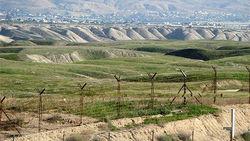 граница с Таджикистаном