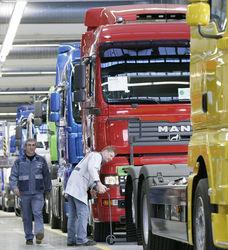 Как в Узбекистане развивается производство грузовиков MAN?