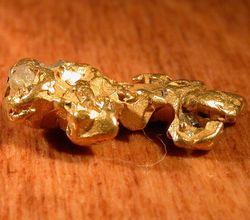 В Калифорнии украдено золота на 3 миллиона долларов