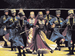 Государственный ансамбль «Вайнах»