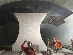 Вскоре появится туннель под Альпами