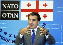 В заседании НАТО-Грузия примет участие Михаил Саакашвили