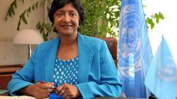 Верховный комиссар ООН по правам человека Наванетхем Пиллэй