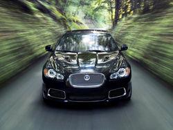 Jaguar XFR прибавит еще пару десятков лошадиных сил