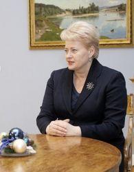 Скорое введение евро в Литве не реально – Президент