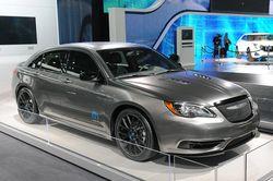 Мир увидел новый спортивный Chrysler 200 Super S