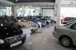 В Беларуси приостановлены продажи новых автомобилей