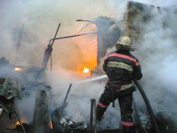 В результате пожара на рынке в Москве погибло 17 человек