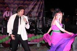 Руссо и Валевская вместе споют для Примадонны