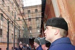 Грузинским заключенным построят трехзвездочные гостиницы