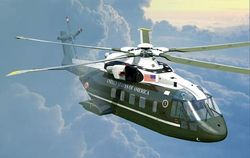 Китай готовит вертолет для Президента США?