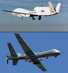ВВС Америки приобрели 24 беспилотника Reaper?
