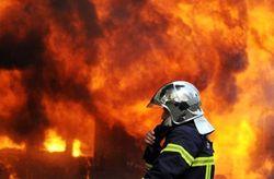 Пожар в центре Москвы: два человека погибли, пятерых удалось спасти