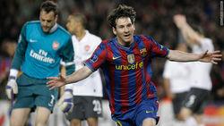 «Барселона» обыграла «Реал» и вышла в полуфинал Лиги Чемпионов