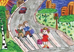 правилах движения на дороге для водителей и пешеходов