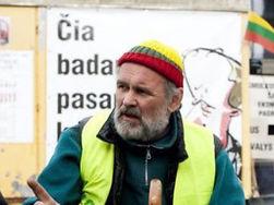 Участник головки протеста попал в реанимацию