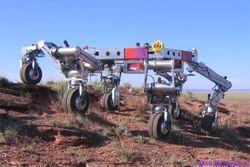 Освоение Луны будут проводить роботы