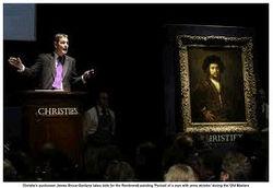 Christie's International продал драгоценностей на $426,4 миллионов