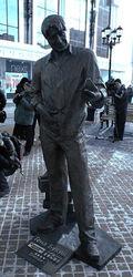 В Екатеринбурге появился свой собственный... Букин?