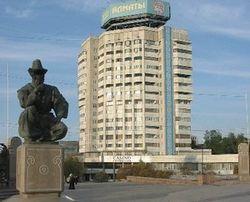 Сколько продукции экспортируют предприятия Алматы?
