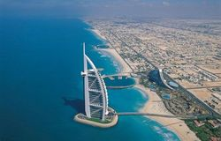 Курорт Дубай