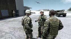 Call of Duty: Modern Warfare 3 и Battlefield 3 обошли военные симуляторы