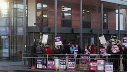 Как забастовка в Британии отразилась на курсе фунта стерлингов?