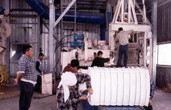 В Таджикистане заработал новый хлопкоперерабатывающий завод