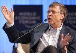 Какие методы предлагает Билл Гейтс для поддержки бедных стран?