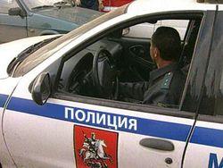 В одном из полицейских участков Москвы умер мужчина