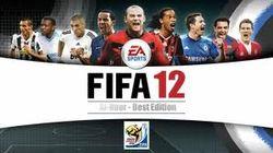 FIFA 12 – лидер продаж последней недели 2011 года