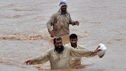 В Пакистане трагически погибли 88 человек в результате наводнения