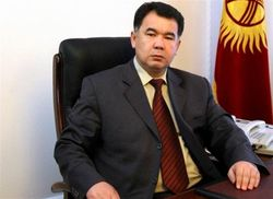К чему призвал кандидатов глава ЦИК Кыргызстана?