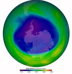Чем грозит человечеству уменьшение озонового слоя Земли?
