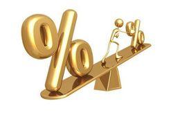 повышение процентов