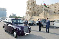 Снижены тарифы на бакинское такси