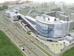 Инвесторам: в Тбилиси появится уникальный бизнес-центр?